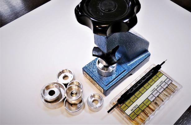 秦野の眼鏡専門店アイポイント・時計の電池交換・ベルト交換(調整)