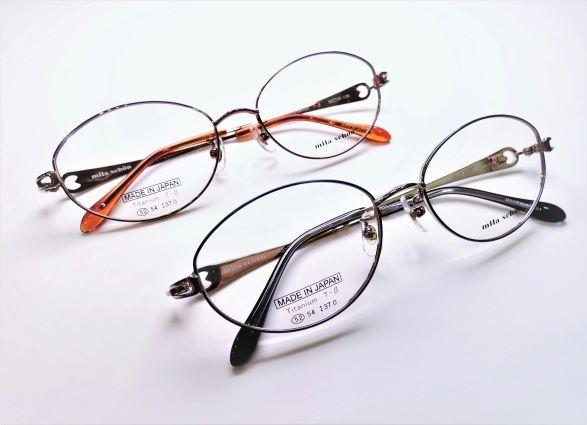 秦野の眼鏡専門店アイポイントのフレーム・ミラショーン