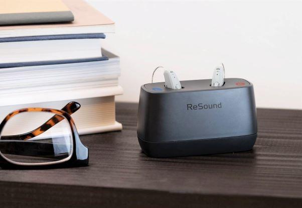 秦野の眼鏡専門店アイポイントの補聴器リサウンド・キー