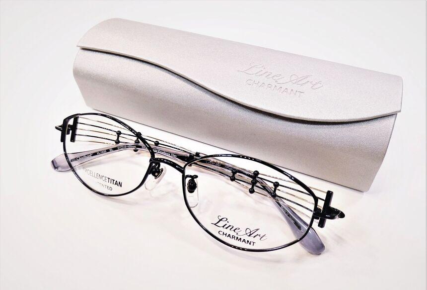 秦野市の眼鏡専門店アイポイントの眼鏡一式の販売