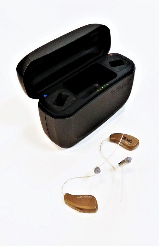 秦野市の眼鏡専門店アイポイントの補聴器